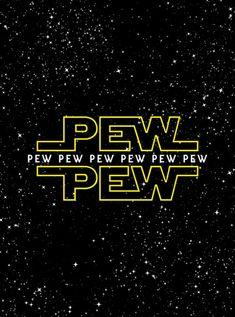 Star Wars light saber sound! I make this noise quite often, haha!