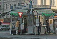 Würstelstand am Hoher Markt, Innere Stadt, Vienna