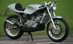 One of the most amazing 2 stroke hybrids I've ever seen.