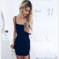 the LBD you need in your life ❤️❤️ @lvonaa in our flaunt it bodycon dress #lovelulus #lulusambassador