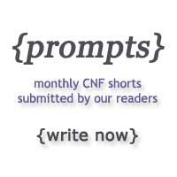 Submit Your Prompt: July 2014 | Hippocampus Magazine - Creative Nonfiction Published Monthly