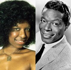 Natalie Cole, daughter of Nat King Cole has passed on to be with her father Dec 31, 2015.