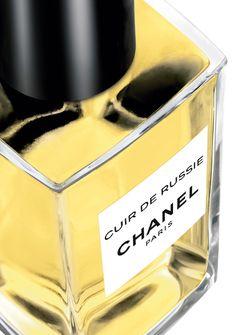 Chanel Cuir De Russie Les Exclisifs