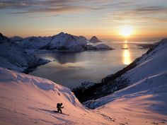 Jonas Bendiksen, Photographer   Norway Extreme Sports  