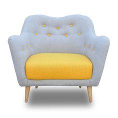International Design Sweetheart Arm Chair | AllModern