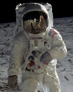 evolution of the space suit, the outfit for the coolest job ever.
