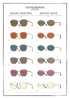 OLIVER PEOPLES THE ROW | オリバーピープルズ オフィシャルサイト | Oliver Peoples Official Site