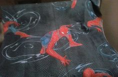 Spiderman Half Bed Sheet in great condition