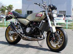 YAMAHA RD350 LC Hybrid
