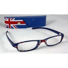Union Jack Reading Glasses