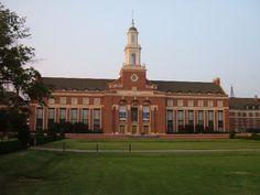 Oklahoma State University. Stillwater, Oklahoma.