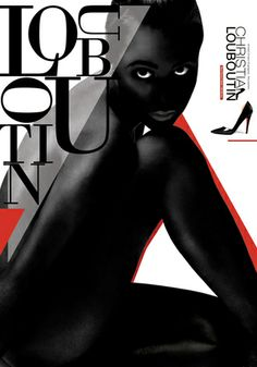 """At. design department,  diploma projects """"Christian Louboutin"""", 2010"""