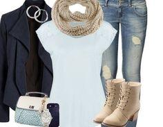 #Fashionqueen und #casualchic gelingt Dir mit diesem #Outfit ganz leicht! ♥…