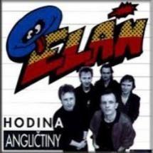 #Elan #HodinaAnglictiny #Kocka