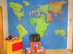 proyecto vuelta al mundo educacion infantil - Buscar con Google
