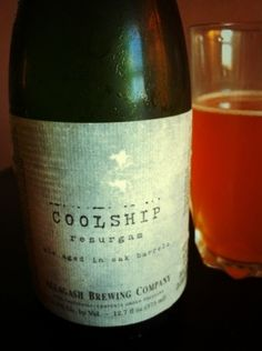 Instant Beer Review   East Coast Edition: Coolship Resurgam