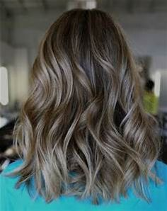 light brown hair with ash blonde highlights - Yahoo Image Search results