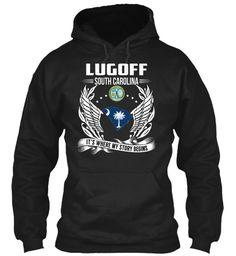 Lugoff, South Carolina - My Story Begins