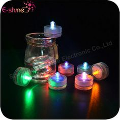 Factory Wholesale Submersible Mini Led Lights