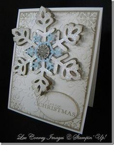 Vintage Snowflake
