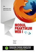 Modul 6 CSS marquee & frame2 x - Download - 4shared - cawank safwan