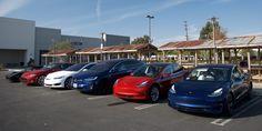A Tesla Model 3 jobban fogyott Kaliforniában, mint a BMW 3 és a Mercedes C osztály