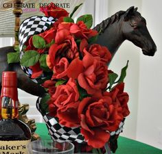 Kentucky Derby Tablescape
