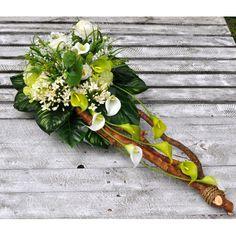 florystyka nagrobna - Szukaj w Google Grave Flowers, Funeral Flowers, Wedding Flowers, Funeral Flower Arrangements, Floral Arrangements, Unique Flowers, Beautiful Flowers, Funeral Sprays, Grave Decorations