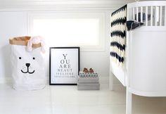 nursery room, crib, kids room, kids decor