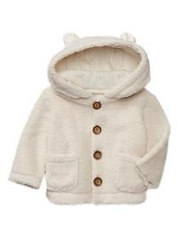 Baby Clothing: Baby Boy Clothing: New: Cozy | Gap Favorite Sherpa Jacket $26.95