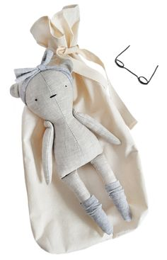 Doll Toys, Pet Toys, Baby Toys, Doll Sewing Patterns, Sewing Dolls, Stuffed Animal Patterns, Diy Stuffed Animals, How To Make Toys, Fabric Animals