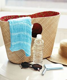 How to stay cool in the summer heat - great tips for rush!