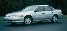 Ford Taurus SHO i have owned 3 of these by far one of the fastest ones I've owned. Shift into 3rd 70mph @ 7.5rpm