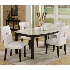 1 sillas blancas