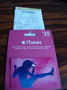 A chance to win a $25 iTunes giftcard and vote for the next pin I try on my blog. Just follow the instructions on the webpage, 1 entry per person. Contest ends 7/18/12 at 11:00am CST.