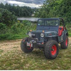 "888 Likes, 9 Comments - JPFreek Adventure Magazine (@jpfreek) on Instagram: ""@eastcoastwillysassociation sent us this pic! DM TO BE FEATURED! #Jeep #Willys #CJ3a #flattie…"""