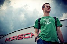 Daniel'n'Porsche