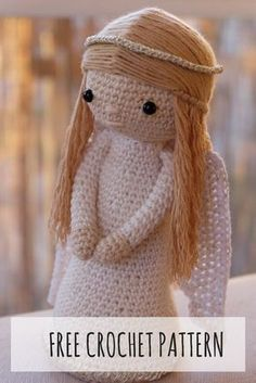Christmas Angel Crochet Pattern Roundup! | Christmas crochet ... | 353x236