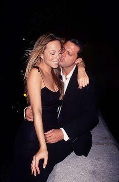 Luis #Miguel & Mariah #Carey - two incredible songbirds!