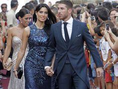 Sergio Ramos, de boda