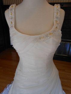 San Patrick Wedding Dress | Tradesy Weddings