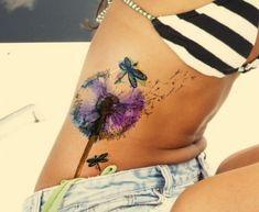 Apache Server At Wwwtattooyoudesignscom Port 80 - 15 Dandelion Tattoo Designs t. - Apache Server At Wwwtattooyoudesignscom Port 80 – 15 Dandelion Tattoo Designs to – - Cute Girl Tattoos, Great Tattoos, Trendy Tattoos, Beautiful Tattoos, Body Art Tattoos, Tattoos For Women, Tattoo Art, Tatoos, Girl Rib Tattoos