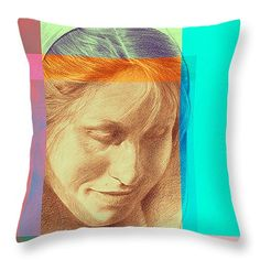 """Margriet IV Throw Pillow 14"""" x 14"""""""