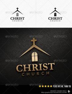 Christ Church Logo Template