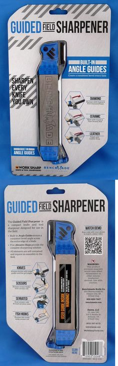 Folding Blade 42577: Benchmade 100604F Worksharp Guided Field Knife Sharpener -> BUY IT NOW ONLY: $40 on eBay!