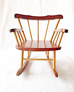 A personal favorite from my Etsy shop https://www.etsy.com/ca/listing/235973247/wooden-rocking-chair-teddybear-size