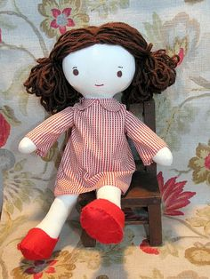 October 20 Scrap Buster ~ Dolls & Softies « Sew,Mama,Sew! Blog