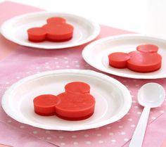 Minnie Mouse Jello
