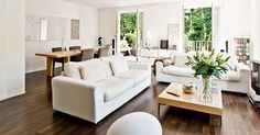 Looking to renovate your living room, in your new apartment, then make sure to read these tips.