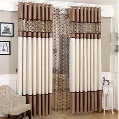 alta qualità blackout tende casa soggiorno camera da letto sipario finito tessuto salotto cucitura cortina